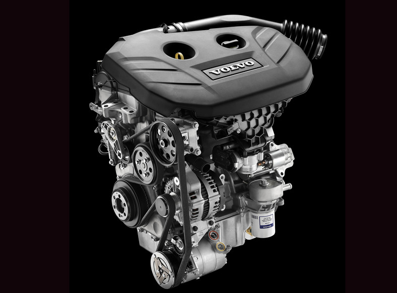 Rewolucyjny patent w nowym silniku Volvo