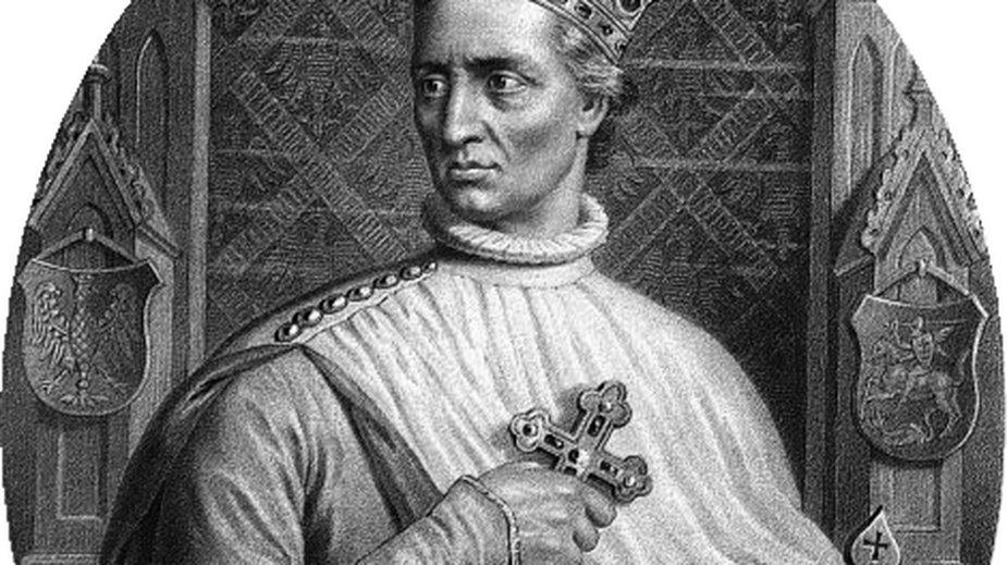 Władysław Jagiełło odmówił przyjęcia czeskiej korony - domena publiczna
