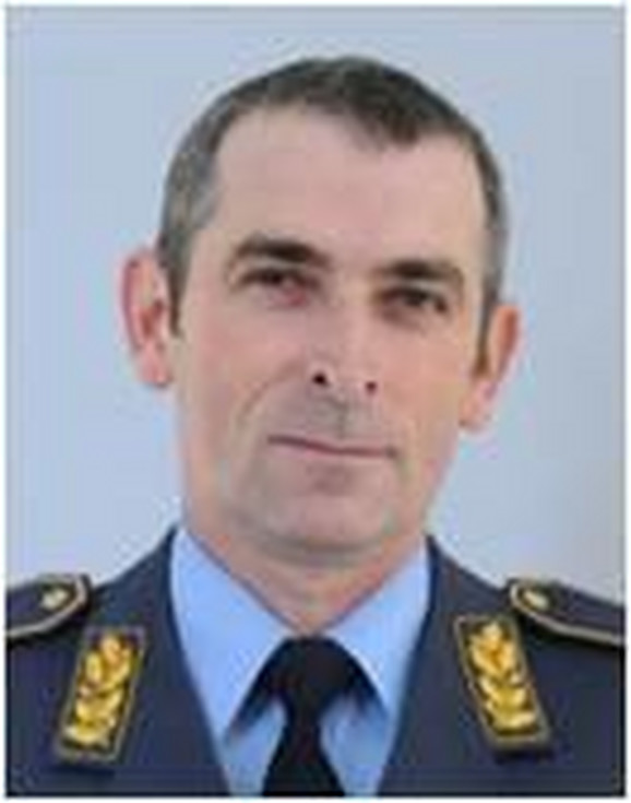 General-major Goran Radovanovic