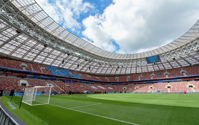 "Stadion ""Lužnjiki"" u Moskvi"