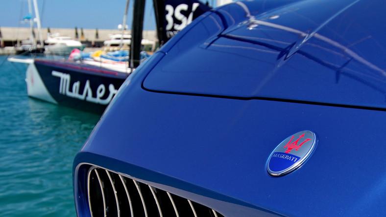 Swoją działalność w Polsce rozpoczyna Maserati...