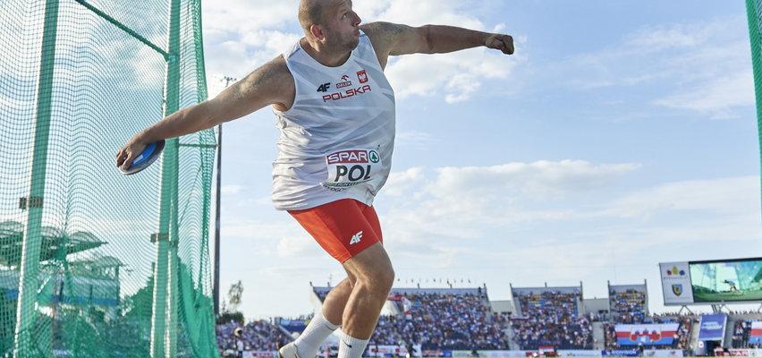 Smutne pożegnanie Piotra Małachowskiego z igrzyskami. Polak poza finałem
