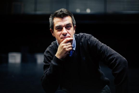 Željko Mirković, reditelj i producent filma