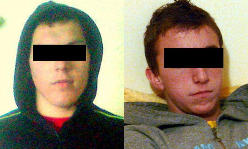 Grzegorz Ścibor i Bartłomiej Hebda