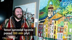 Mija 10 lat od śmierci Luciano Pavarottiego