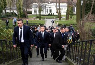 Politycy o spotkaniu Duda-Macierewicz: 'Prezydent boi się swego ministra obrony', 'Napięcie jest wpisane w ustrój polityczny'