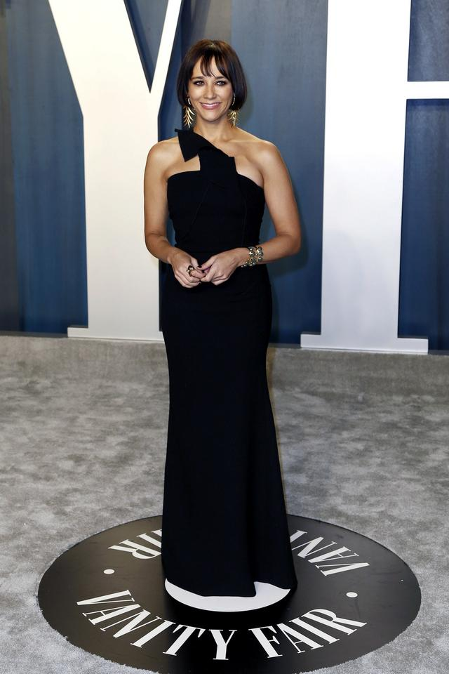 Oscary 2020: Rashida Jones na Vanity Fair Oscar Party