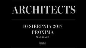 Architects zagrają koncert w Warszawie