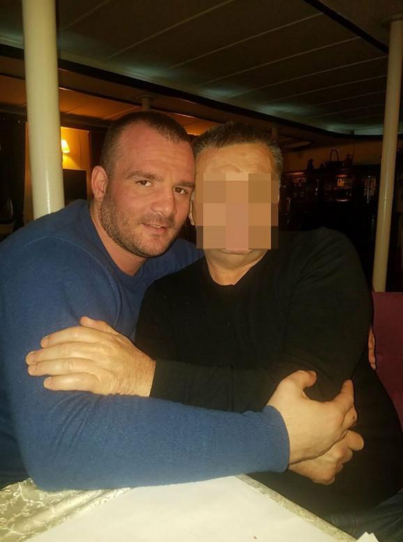 Luka Radulović objavio je i fotografiju sa prijateljem na Fejsbuku, a potom je ubijen
