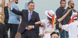 """Politycy komentują """"Duda Dance"""". I przypominają Komorowskiego"""