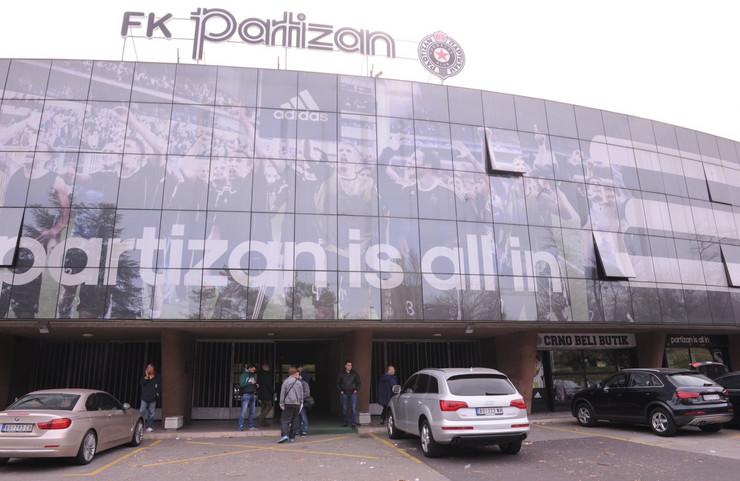 Stadion Partizana