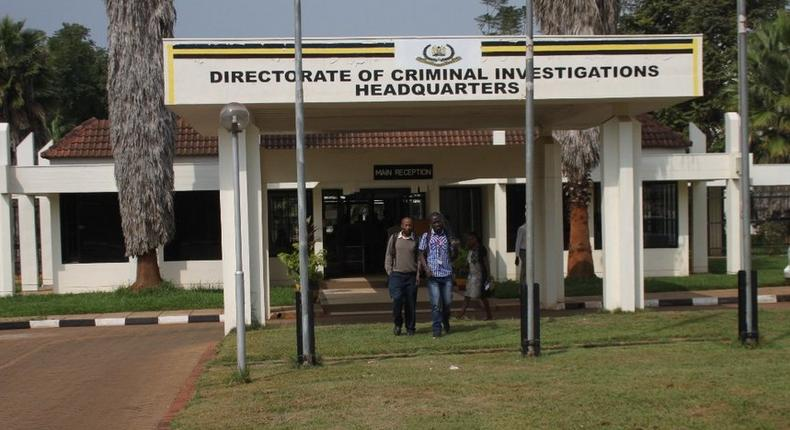 DCI Headquarters along Kiambu road. 4 arrested as DCI rescues 22 Eritreans in human trafficking syndicate