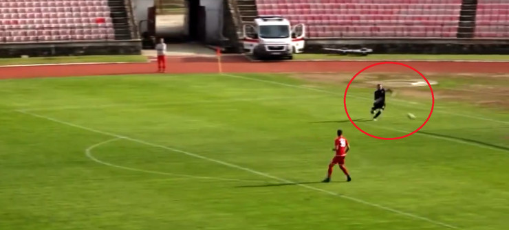 Prva liga Srbije gol