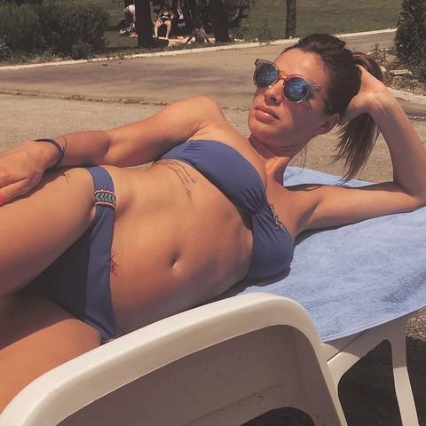 Pogledajte gde ima sve tetovaže Marina Tadić!
