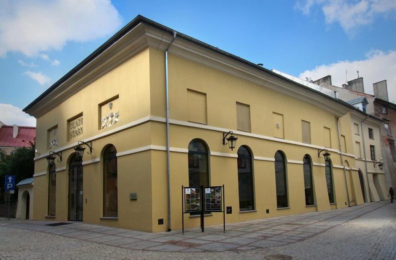 Teatr Stary w Lublinie (fot. Dorota Awiorko)