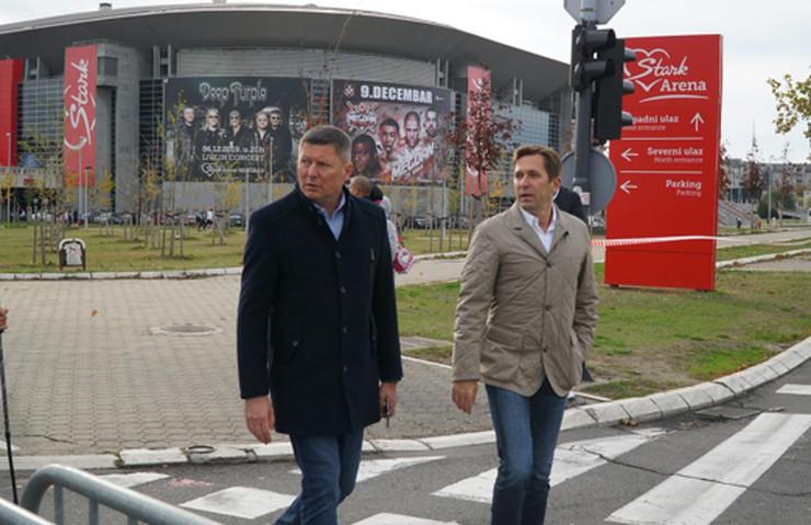 Veselin Jevrosimović i Branković ASS