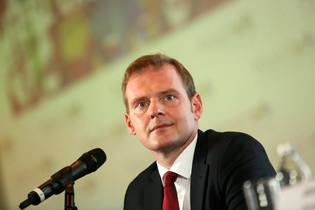 Stan konta Marcina Herry będzie zależał od minister Muchy.