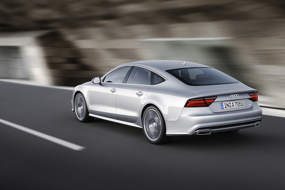 Audi A7 Sportback po face liftingu