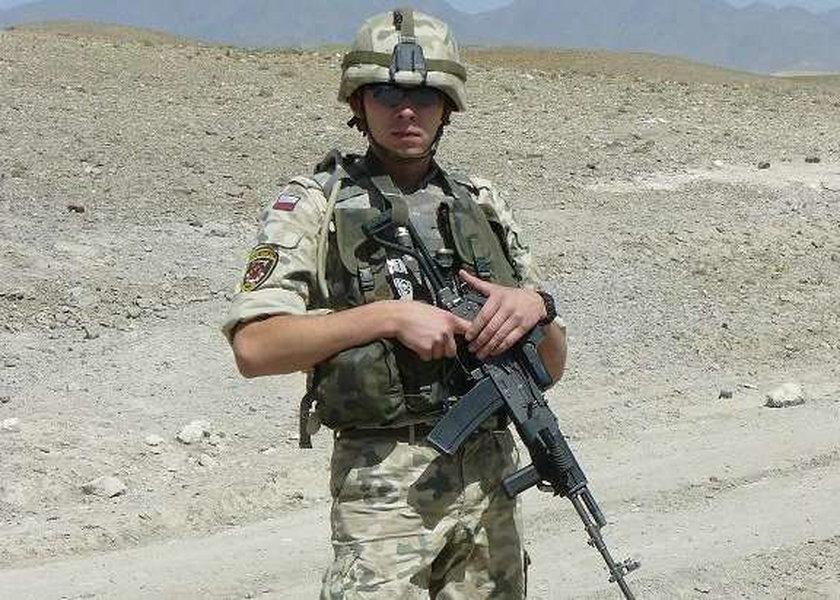 Żołnierz z Afganistanu przewidział swoją śmierć