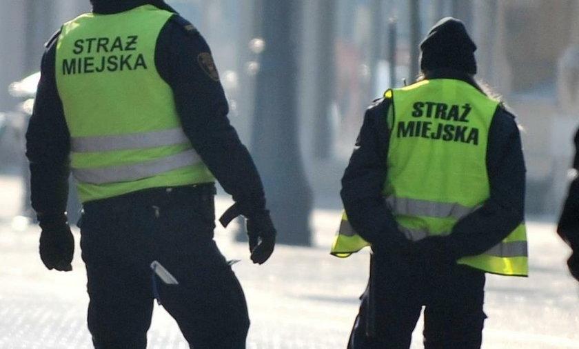 Strażnicy miejscy okradli mężczyznę w izbie wytrzeźwień w Łodzi?