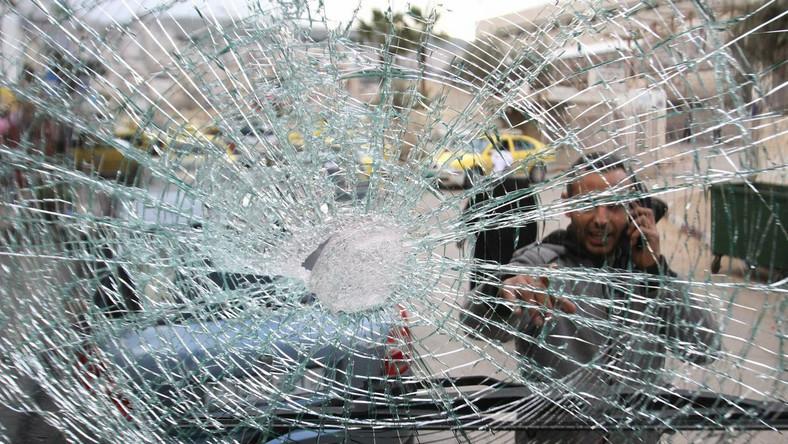 Izrael mści się za krwawy zamach. Strefa Gazy w ogniu