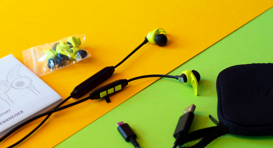 Sennheiser Sport CX im Test: Bluetooth-Kopfhörer für Sportler