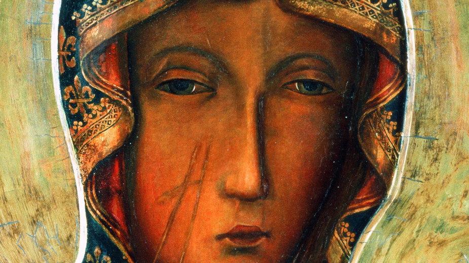 Napad na Jasną Górę w 1430 roku i zniszczenie obrazu Matki Boskiej Częstochowskiej