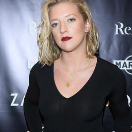 Lara Gessler bez stanika i w nowej fryzurze na imprezie. Jak wypadła?