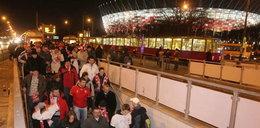 Polska - Portugalia na Stadionie Narodowym