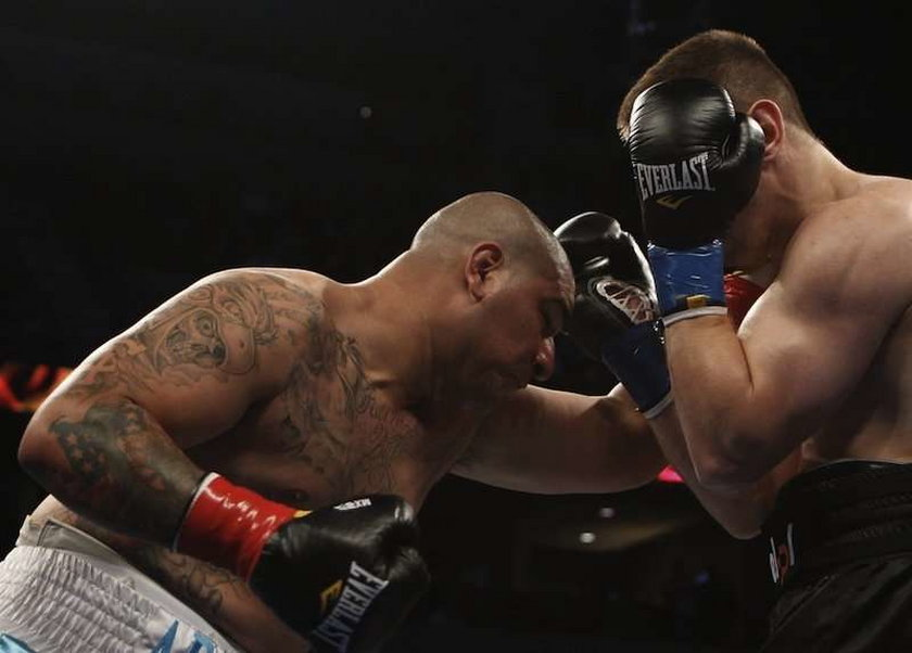 Tomasz Adamek, Chris Arreola, boks, Stany Zjednoczone, USA