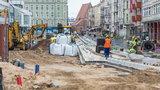 We wrześniu tramwaje wrócą na ul. Święty Marcin