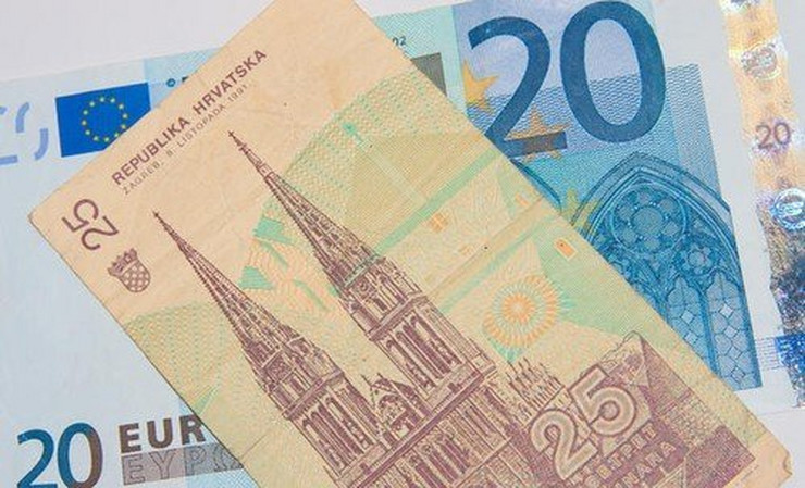 kuna evro
