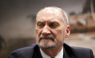 Macierewicz: Jest realna szansa na nabycie nowych F-16