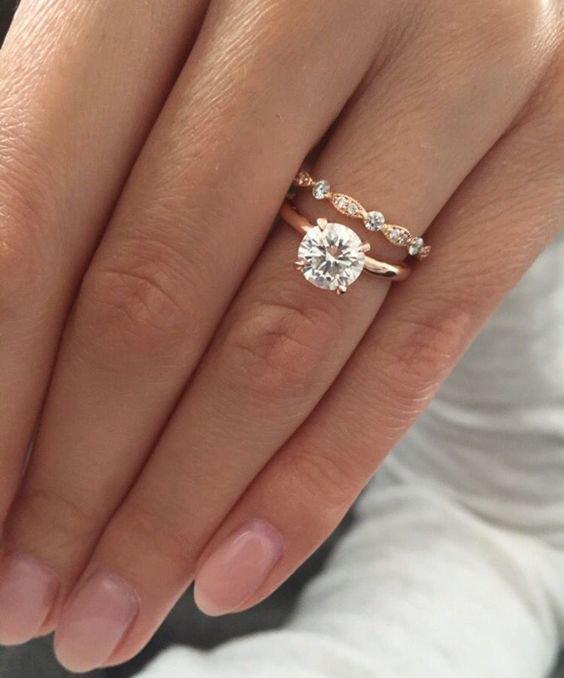 Najpopularniejszy pierścionek zaręczynowy na świecie
