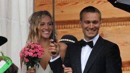 Michał Żebrowski świętuje rocznicę ślubu. Żona sprawiła mu niespodziankę. Jaką?