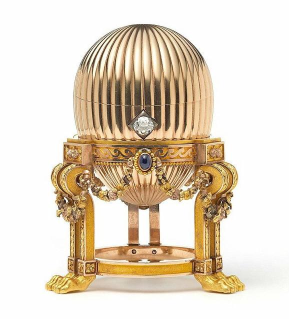 Slučajno otkriveno zlatno jaje koje vredi 33 miliona dolara