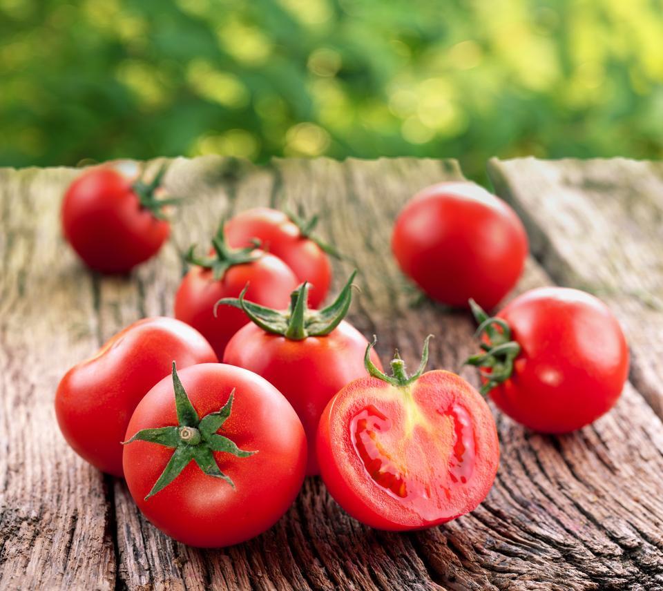 7 produktów anti-aging - Pomidory