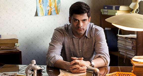 Milan Marić u ulozi pisca Sergeja Dovlatova