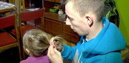 Dzielny Mateusz ratuje rodzeństwo