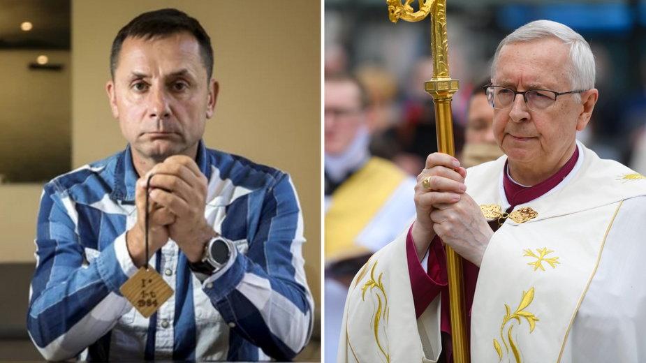 Janusz Szymik i abp Stanisław Gądecki