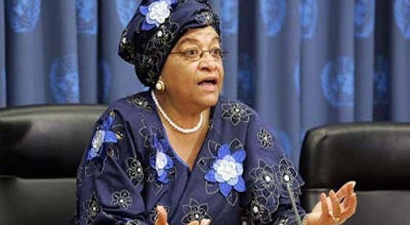 Former Liberia president, Ellen Johnson Sirleaf to head WHO COVID-19 panel