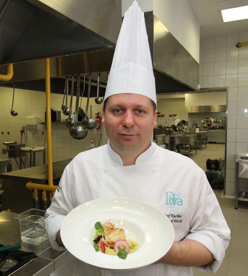 Polscy kucharze wyprawią Wigilię dla Papieży