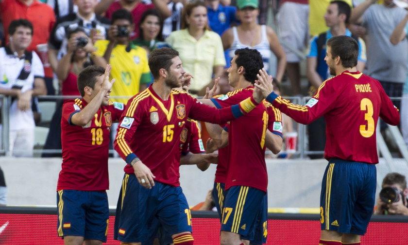 Reprezetacja Hiszpanii