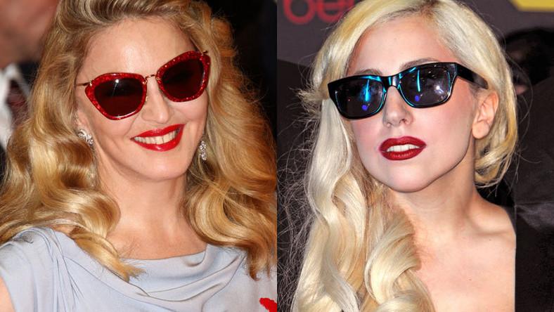 Madonna i Lady GaGa walczą o tytył pop królowej