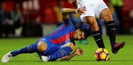 Suarez wywołał awanturę, bo chciał być ukarany