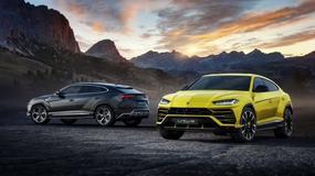 Lamborghini Urus – najbardziej ekstremalny SUV świata