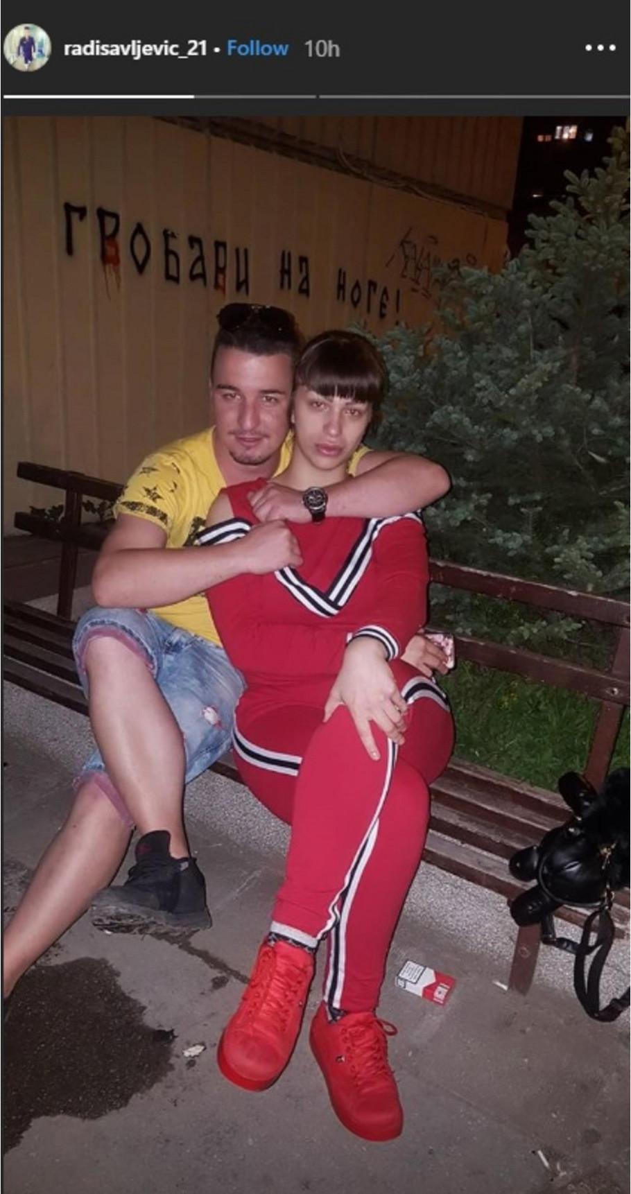 Miljana Kulić i Marko Radisavljević