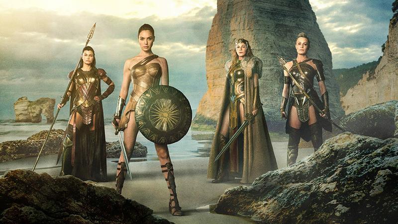 """""""Wonder Woman"""": materiały promocyjne"""