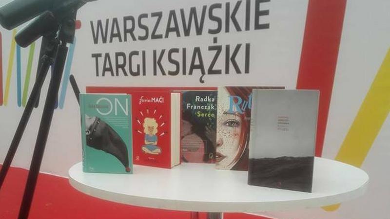 Do nagrody Gryfia nominowano pięć autorek