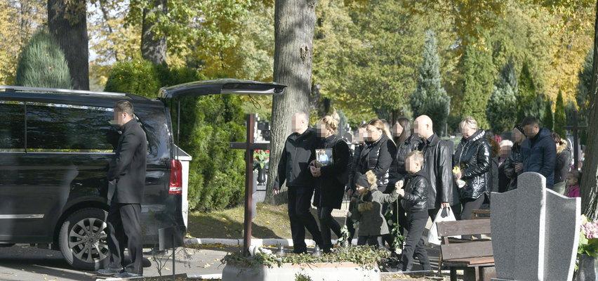 Poruszający pogrzeb Tomka, który zginął na dyskotece